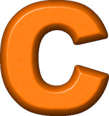 first letter of your name C